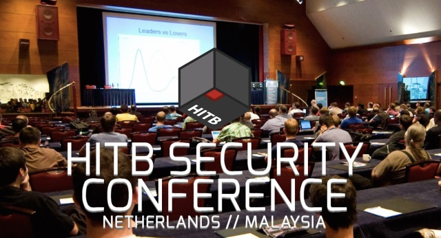 HITB Security Conference Coverage 2015